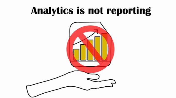 Analytics is Not Reporting